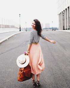 I hope I look this cute while wandering through Paris…