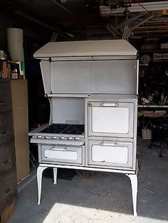Antique  Gas Kitchen Stove