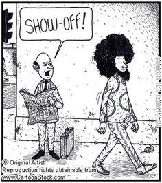Show-off!!!