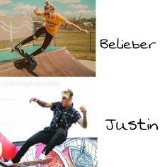 """""""Mi piace"""": 2, commenti: 1 - @jussmyhappines su Instagram: """"#skateboarding #belieber #bieber #skate #justinbieber"""""""