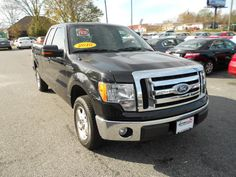 2010 Ford F-150 XLT SuperCab 8-ft. Bed 2WD www.motormax.com