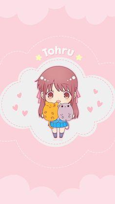 Fruits Basket Anime, Fruits Basket Cosplay, Chibi Wallpaper, Cute Anime Wallpaper, Animes Wallpapers, Cute Wallpapers, Phone Wallpapers, Dibujos Tumblr A Color, Yuki Sohma