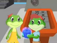LeapFrog: Letter Factory - Chapter 1: RU ready? - YouTube Amusement Park, Day Up, Alphabet, Lettering, Amazing, Water, Gripe Water, Alpha Bet