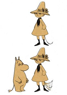 Or just avril or gaël — If Snufkin had a tail… Moomin Valley, Tove Jansson, Kawaii Doodles, Really Cool Drawings, Cartoon Shows, Little My, Fauna, Art Inspo, Art Reference