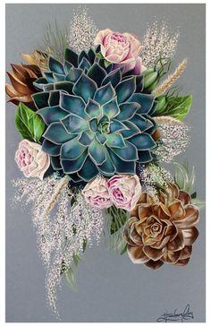 3 inches Weatherproof Die-Cut Sticker Clear Vinyl Sticker- Watercolor painting of fresh cut farm flowers Flower Bouquet in Ball Jar