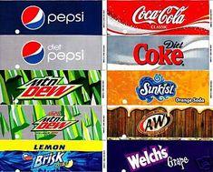 7 Best Can Labels Images Label Templates Lemonade Soda