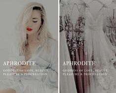 aphrodite (Ἀφροδίτη) - greek goddess of love, beauty, pleasure & procreation Greek Mythology Gods, Greek Gods And Goddesses, Roman Mythology, Goddess Names, Goddess Of Love, Aphrodite Aesthetic, Aphrodite Goddess, Fantasy Names, Greek Names