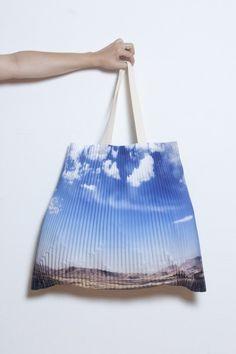 landscape purse