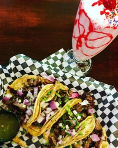 Tacos and a Milkshake [I ATE] #recipes #food #cooking #delicious #foodie #foodrecipes #cook #recipe #health