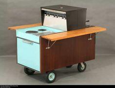 1960 The Patio Cart