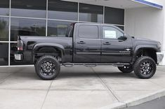 Chev lifted trucks Additional lifted trucks at   http://www.conversionsforsale.com/listings.html