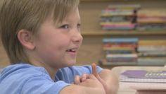 School custodian hailed a hero after saving 3rd grader's life - CBS News