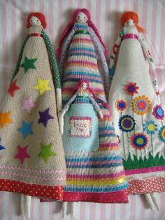 Stars Stripes Flowers by Annie Montgomerie, via Flickr