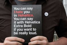 Helvetica Art, Posters, Typography, Clothing, Books & More [Ultimate Collection]   UltraLinx