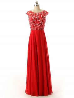 Buy Diyouth.com Hot Sale Sheath/Column Floor-length Satin Prom Dresses SAPD-40012 Homecoming Dresses under $179.99 only in Diyouth.  open back prom dress,backless evening dress #reddress long prom dresses, party dress long, beaded evening gown, beading formal bridesmaid dress