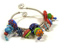 Kab's Creative Concepts - Handmade Lampwork Glass Art Beads & Unique OOAK Jewelry Creations by Kerry Bogert