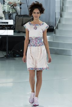 Chanel - Paris Haute Couture S/S 2014