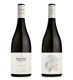 Knee Deep Australian Wine by Studio Lost & Found
