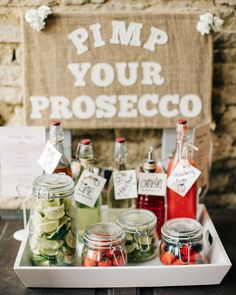 Pimp your Prosecco  From the gorgeous wedding on my blog right now (click the live link in my profile). Photography by @mandjphotos #pimpyourprosecco by lovemydress