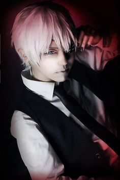 Hina Ken Kaneki Cosplay Photo - WorldCosplay