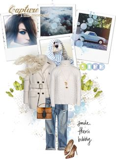 """""""Smile, there's bubbly"""" by pam0713 on Polyvore"""
