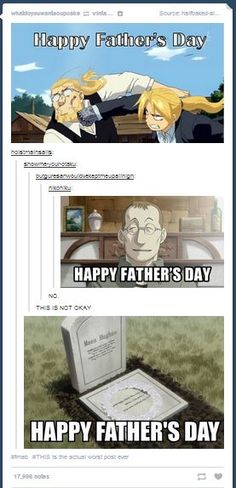 WHYYYYYYYYYYYYYYY | Happy Father's Day....................................... *no*
