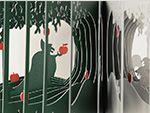 360°BOOK 白雪姫 / SNOW WHITE   青幻舎  SEIGENSHA Art Publishing, Inc.