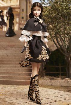 Dulcissima™ Barbie® Doll 2014