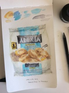 Daily Package Project No.3 Alexia French Rolls