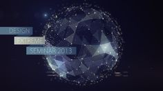 "opening animation of DesignEXtremeSeminar 2013 ""DEXS"" Client:intel® Corporation Art Direction/ Graphic Design /MotionGraphics / Logo Design : Hidetsugu Murakami…"
