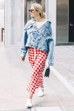 18 Cute, Comfy Outfits You'll Want to Repeat via @WhoWhatWear