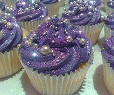 sparkly cupcake love