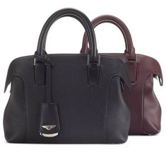Shop the Bentley Mary P Bag - spacious handbag crafted in luxurious calf's leather & available in 3 classic colours. Order from the official Bentley Collection website today. Metal Mirror, Brass Metal, Calf Leather, Leather Bag, Diamond Quilt, Natural Shapes, Leather Interior, Calves, Shoulder Strap