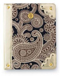 Black Paisley iPad Case   Uptown Retro Girl 104 S. Michigan St. & 103 Laporte St. Plymouth, IN (574)935-0315 www.uptownretrogirl.biz #fashion #boutique #plymouthindiana #uptownretrogirl #urg