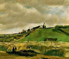 V.Van Gogh, acuarela