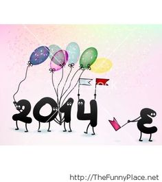 3d happy new year 2014 happy new years quotes and cards funny 2014 new year greeting card m4hsunfo