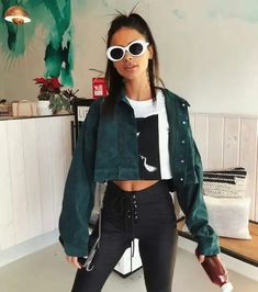 20 Edgy Fall Street Style 2018 Outfits To Copy Casual Fall Fashion Trends & Outfits 2018 Admin See author's posts Related Mode Outfits, Casual Outfits, Fashion Outfits, Womens Fashion, Fashion Trends, Fashion Ideas, Edgy Fall Outfits, Dinner Outfits, Outfits 2016