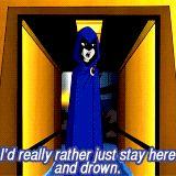 teen titans quotes | teen titans raven starfire Cyborg Raven's Quotes