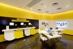 one2free megastore by Clifton Leung Design Workshop, Hong Kong