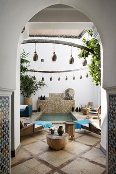 Ryad Dyor Marrakech  ♡ #BohoLover http://amberlair.com