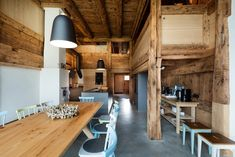 Modern, Conference Room, Table, Furniture, Home Decor, Old Doors, Old Wood, Homes, Trendy Tree