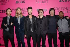 Maroon 5 Nominated For:  Best Pop Duo/Group Performance  Best Pop Vocal Album