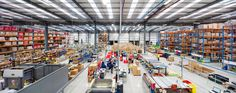 Herman Miller facility by Grimshaw architects