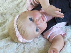 Reborn Baby Willow Flower Kit by RhondasReborns on Etsy