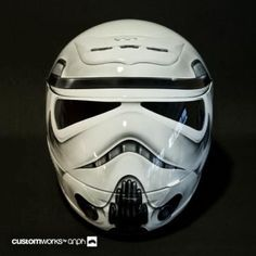 Motorcycle helmet. Need this. Not want... Need it!