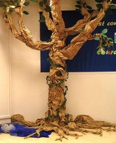 Arbre Papier Craft