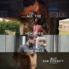 I still cannot think about tris's death. Tris is still around. IN OUR HEARTS...