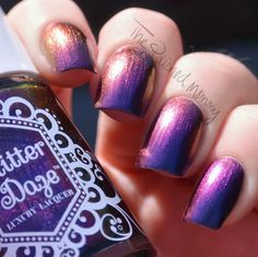 GlitterDaze Contact High.... - The Polished Mommy