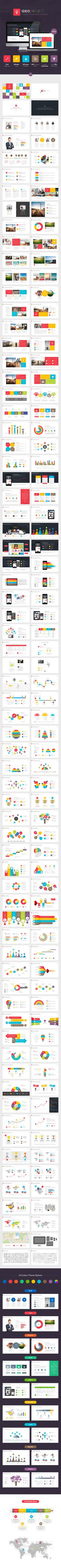 Ideo Powerpoint Presentation Template (Powerpoint Templates)