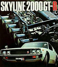 Nissan Skyline 2000GTR
